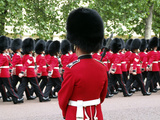 Trooping of the Colour, London, England Photographic Print by Alex Bartel