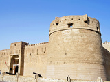 Al Fahidi Fort, Dubai, United Arab Emirates, Middle East Photographic Print by Nico Tondini