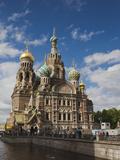 Church of the Saviour of Spilled Blood  Saint Petersburg  Russia