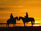 Cowboy, Shell, Wyoming, USA Photographic Print by Terry Eggers