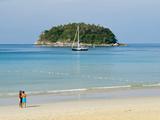 Kota Beach, Poo Island, Phuket, Thailand Photographic Print by Nico Tondini
