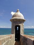 San Cristobal Fort, San Juan, Puerto Rico, USA, Caribbean Photographic Print by Kymri Wilt