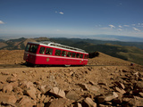 Pikes Peak, Colorado, USA Photographic Print by Don Grall
