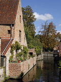 Canals, Bruges, Belgium Photographic Print by Kymri Wilt