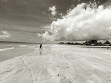White Sand Beach, Ilha De Itamaraca, Pernambuco, Brazil Photographic Print by Anthony Asael