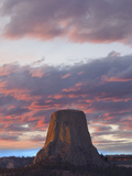 Devils Tower National Monument, Wyoming, USA Photographic Print by Jamie & Judy Wild