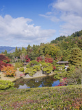 Yokuryuichi Pond, Shugakuin Imperial Villa, Kyoto, Japan Photographic Print by Rob Tilley