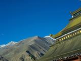 Shanti Stupa, Leh, Ladakh, India Photographic Print by Anthony Asael