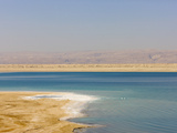 Beach Along the Dead Sea, Jordan Photographic Print by Keren Su