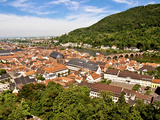 Heidelberg Castle, Heidelberg, Germany Photographic Print by Miva Stock