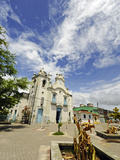 Central Square, Ilha De Itamaraca, Pernambuco, Brazil Photographic Print by Anthony Asael
