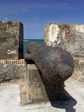 El Moro Fortress, UNESCO World Heritage Site, San Juan, Puerto Rico, USA, Caribbean Photographic Print by Kymri Wilt