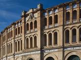 Plaza De Toros Bullring, Puerto De Santa Maria, Spain Photographic Print by Walter Bibikow