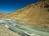 Rugged Landscape, Ladakh, India Photographic Print by Anthony Asael