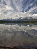 Little Redfish Lake, Sawtooth National Recreation Area, Idaho, USA Photographic Print by Jamie & Judy Wild