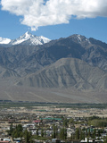 Landscape, Indus Valley, Leh, Ladakh, India Photographic Print by Anthony Asael