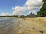 Calm Beach, Tamarin, Mauritius Photographic Print by Anthony Asael