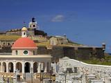 Seaside Cemetary, San Juan, Puerto Rico, USA, Caribbean Photographic Print by Kymri Wilt