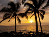 Sunset, Kihei, Maui, Hawaii, USA Photographic Print by Cathy &amp; Gordon Illg