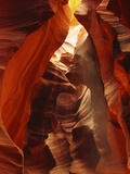 Slot Canyon, Upper Antelope Canyon, Arizona, USA Photographic Print by Michel Hersen