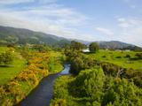 Wairaparapa, North Island, New Zealand Photographic Print by Douglas Peebles