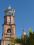 The Lady of Guadalupe Church, Puerto Vallarta, Mexico Reproduction photographique par Michael DeFreitas