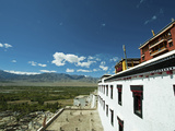 Thiksey Monastery, Thiksey, Ladakh, India Photographic Print by Anthony Asael