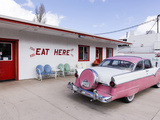 Route 66, Williams, Arizona, USA Photographic Print by Julian McRoberts