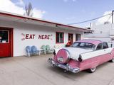 Route 66, Williams, Arizona, USA Photographic Print by Julian McRoberts