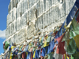 Prayer Flags, Leh, Ladakh, India Photographic Print by Anthony Asael