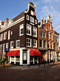 Traditional Dutch Architecture, Amsterdam, Netherlands Photographic Print by Miva Stock