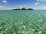 Turquoise Water, Blue Bay, Mauritius Photographic Print by Anthony Asael