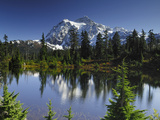 Mount Shuksan, Mount Baker-Snoqualmie National Forest, Washington, USA Photographic Print by Gerry Reynolds