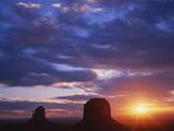 Monument Valley, Arizona, USA Photographic Print by Dennis Flaherty