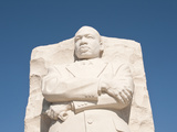 Martin Luther King Jr Memorial, Washington DC, USA, District of Columbia Photographic Print by Lee Foster