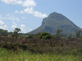 Sugar Cane Fields, Mauritius Photographic Print by Cindy Miller Hopkins