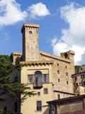 Bolsena Castle (Rocca Monaldeschi)- 13th Century, Bolsena, Viterbo Province, Latium, Italy Photographic Print by Nico Tondini
