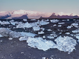 Iceberg, Jokulsarlon, Iceland Photographic Print by Tom Norring
