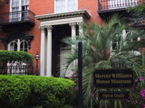Mercer Williams House Museum, Savannah, Georgia, USA Photographic Print by Joanne Wells