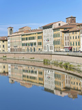 River Arno, Pisa, Italy Photographic Print by Rob Tilley