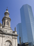 La Catedral Metropolitana, Santiago, Chile Photographic Print by Scott T. Smith