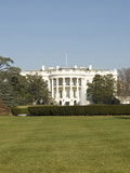 The White House, Washington DC, USA, District of Columbia Photographic Print by Lee Foster