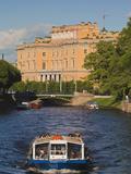 Mikhailovsky Castle, Saint Petersburg, Russia Photographic Print by Walter Bibikow