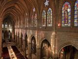 Basilica Interior, Quito, Ecuador Photographic Print by Brent Bergherm
