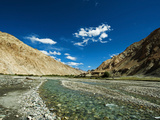 Landscape, Markha Valley, Ladakh, India Photographie par Anthony Asael
