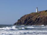 North Head Lighthouse, Cape Disappointment State Park, Washington, USA Reproduction photographique par Jamie & Judy Wild