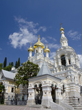 Saint Alexander Nevsky Cathedral, Yalta, Ukraine Photographic Print by Cindy Miller Hopkins