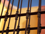 Iron Gate, Guanajuato, Mexico Photographic Print by John & Lisa Merrill