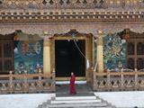 Punakha Dzong Palance, Bhutan Photographic Print by Dennis Kirkland