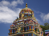 Sri Siva Subramaniya Swami Temple, Nadi, Viti Levu, Fiji, South Pacific Photographic Print by David Wall